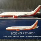 GEMINI JETS VISION AIRLINES BOEING 737-400 1:400