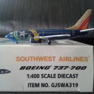 GEMINI JETS SOUTHWEST AIRLINES BOEING 737-700 NEVADA  LIVERY  1:400