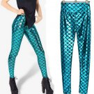 Mermaid Leggings / Leggings Sirena WH261 Kawaii Clothing