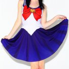Sailor Moon Dress Vestido WH042 Kawaii Clothing