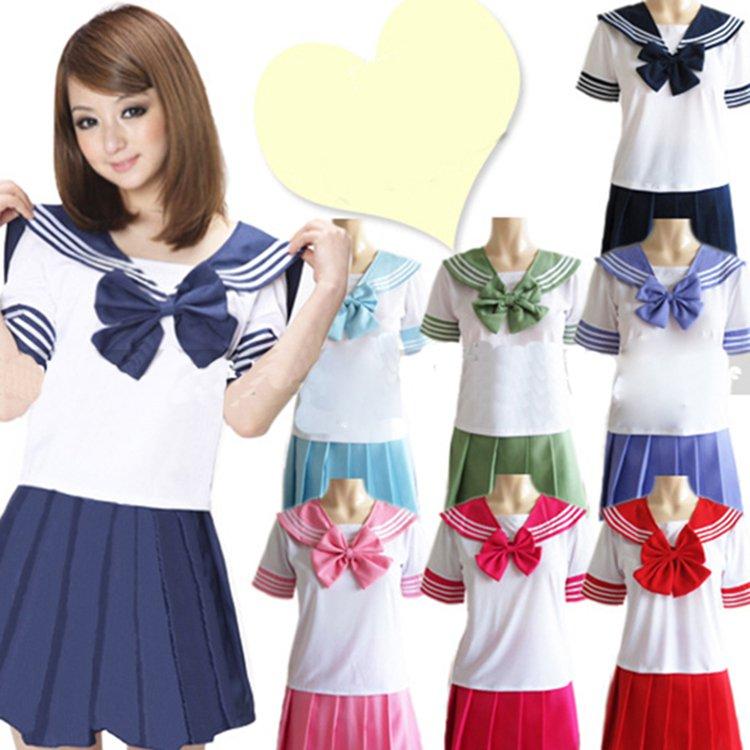 Sailor Uniform / Uniforme Colegiala WH243 Kawaii Clothing