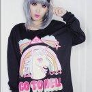 Unicorn Sweashirt / Sudadera Unicornio WH221 Kawaii Clothing