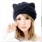 Cat Beanie / Gorro Gato WH089 Kawaii Clothing