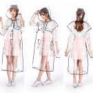Chubasquero Transparente / Transparent Raincoat WH023 Kawaii Clothing