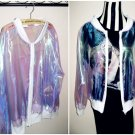 Chaqueta Holográfica / Holographic Jacket WH012 Kawaii Clothing