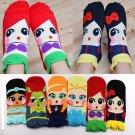 Calcetines Princesas / Princess Socks WH116 Kawaii Clothing