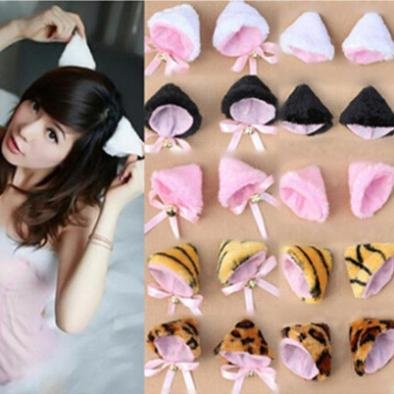 Orejas Gato / Cat Ears WH121 Kawaii Clothing