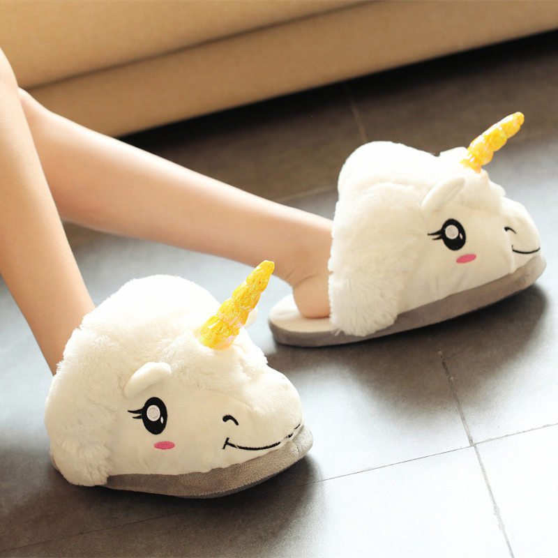 Unicorn Slippers / Zapatillas Unicornio WH139 Kawaii Clothing