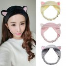 Cat Hairband / Diadema Gato WH163 Kawaii Clothing