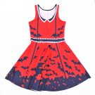 Bats Dress / Vestido Murcielagos WH253 Kawaii Clothing