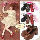 Lolita Shoes Zapatos WH170 Kawaii Clothing