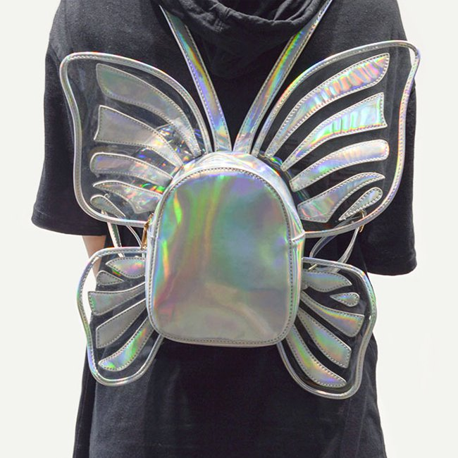 Butterfly Backpack / Mochila Mariposa WH274 Kawaii Clothing