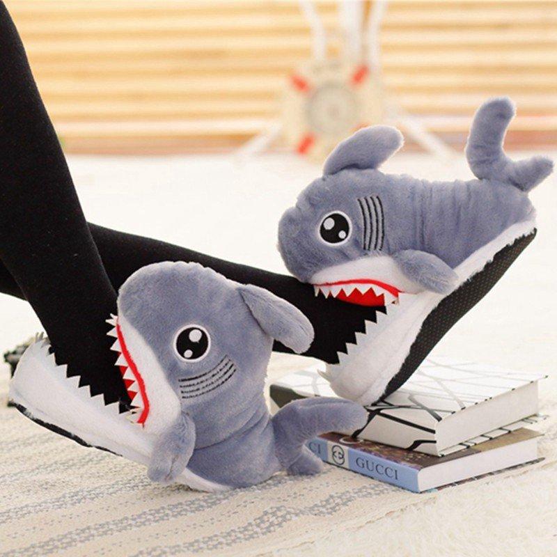 Shark Slippers / Zapatillas Tiburón WH331 Kawaii Clothing