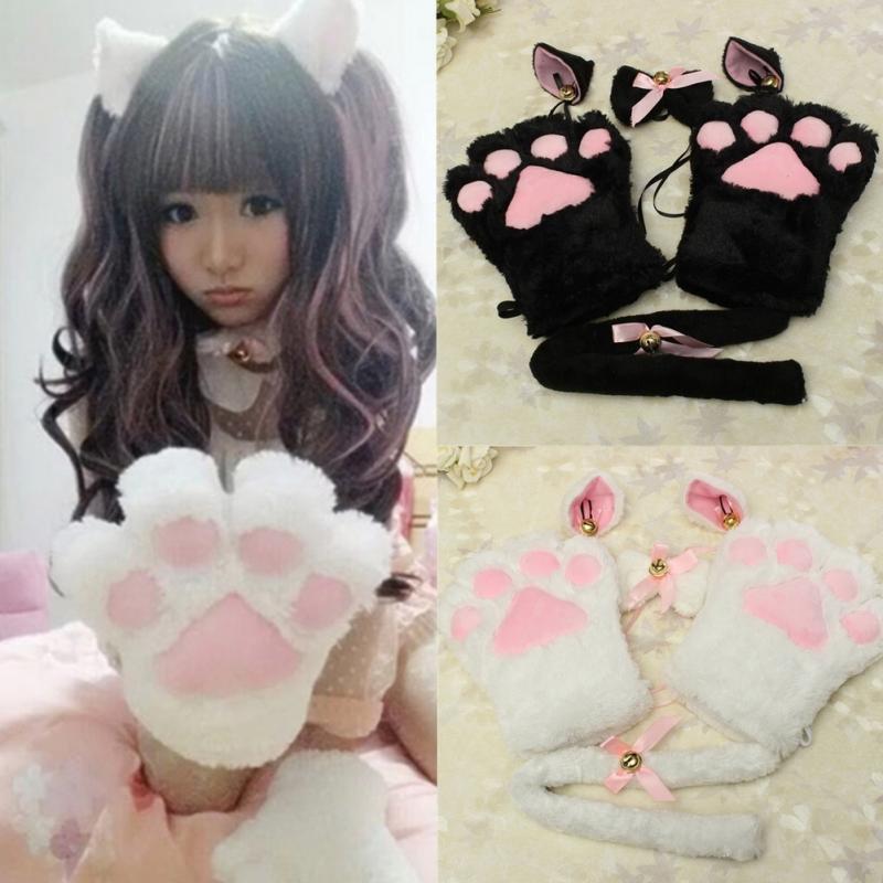 Cat Set Gato Wh339 Kawaii Clothing