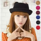 Cat Hat / Sombrero Gato WH351 Kawaii Clothing