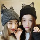 Cat Beanie / Gorro Gato WH352 Kawaii Clothing
