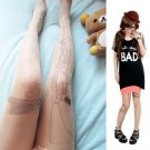 Machine Gun Tights / Medias Metralleta WH375 Kawaii Clothing