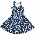 Shark Dress / Vestido Tiburones WH406 Kawaii Clothing