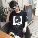 Anime Punk T-Shirt Camiseta WH415 Kawaii Clothing
