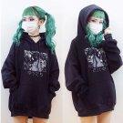 Harajuku Hoodie Sudadera WH420 Kawaii Clothing