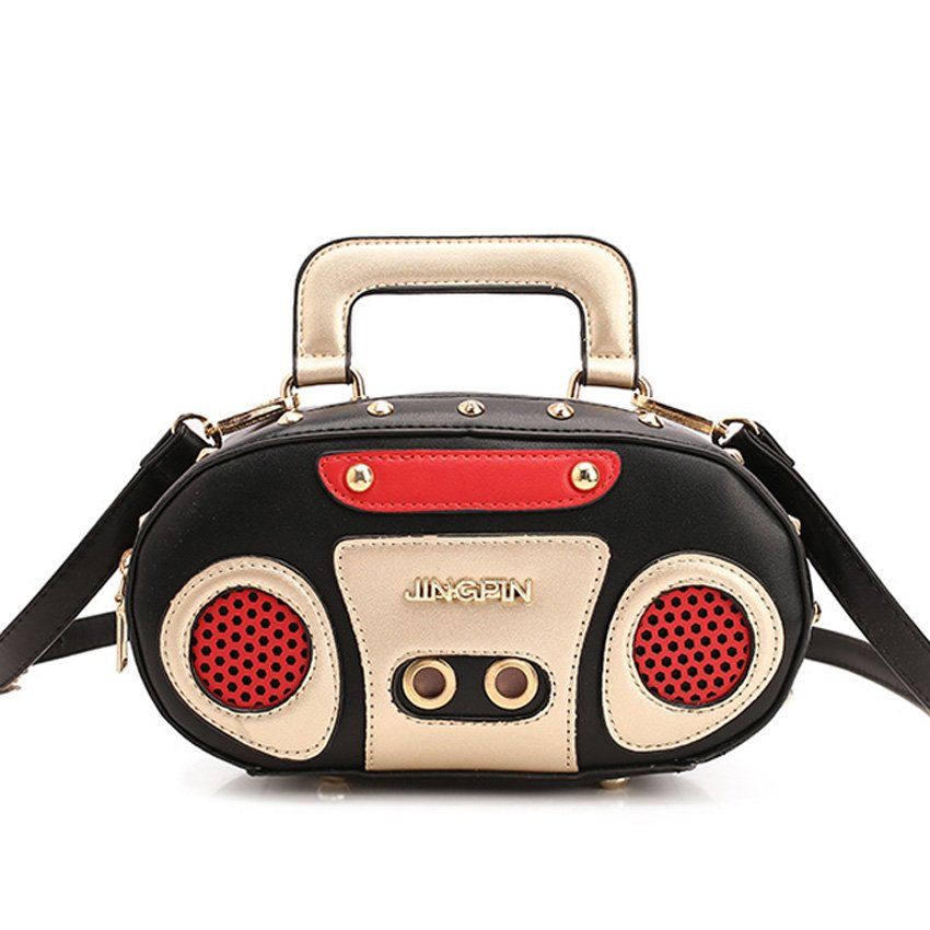 Radio Bag Bolso WH070 Kawaii Clothing