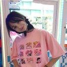 Sailor Moon T-Shirt Camiseta WH157 Kawaii Clothing