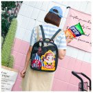 Transparent Backpack / Mochila Transparente WH231 Kawaii Clothing