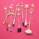 Sailor Moon - Card Captor Sakura Brushes Brochas WH365 Kawaii Clothing