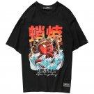 Kawaii Clothing Japanese Food Monster Takoyaki Octopus T-Shirt WH448