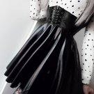 Kawaii Clothing Bandage Skirt Gothic Black Sexy Corset Punk Emo Wh213