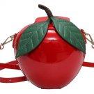 Kawaii Clothing Apple Bag Handbag Red Green Fruit Harajuku Japan WH456