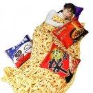 Kawaii Clothing Blanket Ramen Noodles Japanese 3D Funny Harajuku Ulzzang WH035