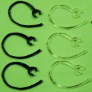 6 (3b/3c) EAR HOOK LOOP SAMSUNG HM1000 HM1100 HM1200 EARLOOP CLIP WIRE BLUETOOTH