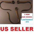 3 x Plantronics 210 E210 Spare Earloop Earhook EAR Hook Loop Clip for Bluetooth