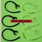 6 EAR HOOK LOOP MOTOROLA H12 H15 H690 H375 H680 3b/3c