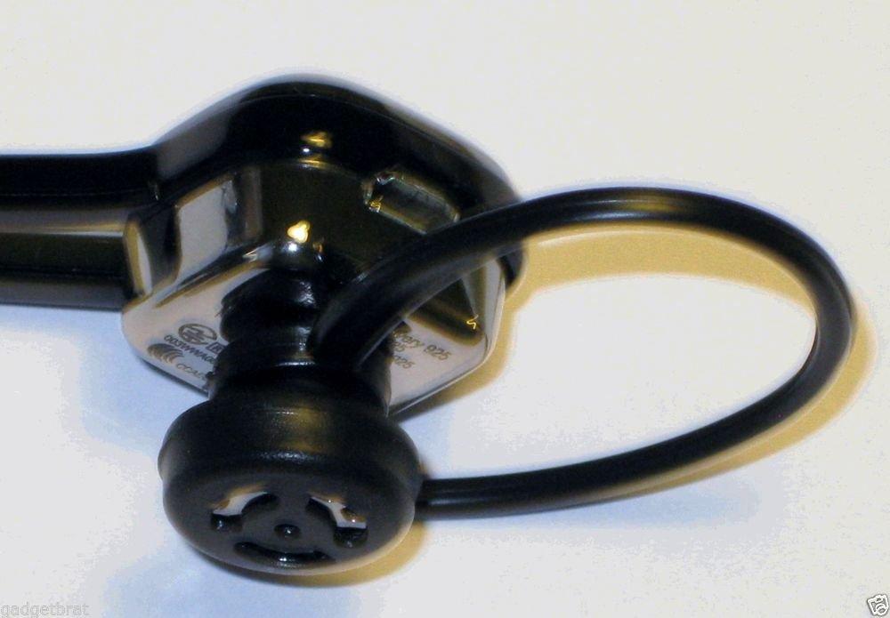 1 NoBREAK® EarHook Upgrade for: Motorola hk220 250 hk Loop Clip Wire bud holder