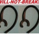 """2 """"Non-snap"""" Earhook Clip s for: PS3 BLUETOOTH HEADSET"""