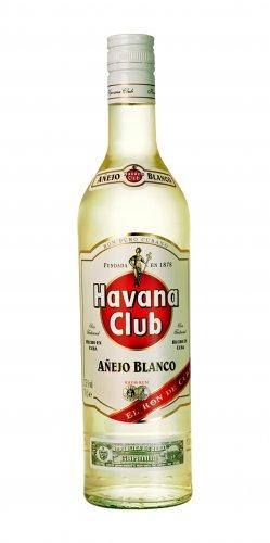 Havana Club Anejo Blanco 37,5% 0,7l
