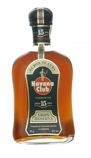 Havana Club Anejo 15y 40% 0,7l