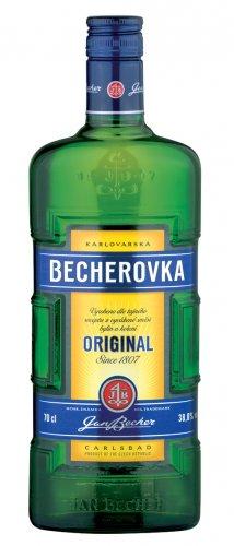 Karlovarská Becherovka 38% 0,7l