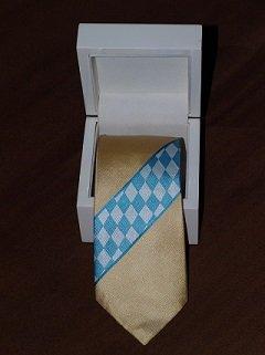 Bavarian-Urban-Style new Fashion Ties - Wear a bit Oktoberfest everyday!!!!