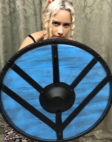 30 inch Lagertha Viking Shield