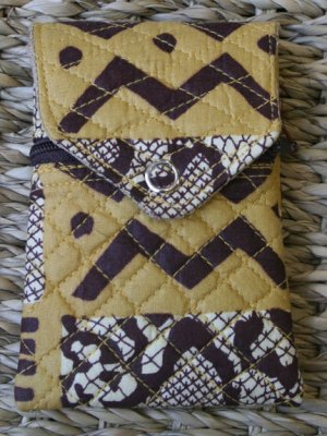 African Cloth Pouch