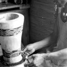 Custom Djembe Drum