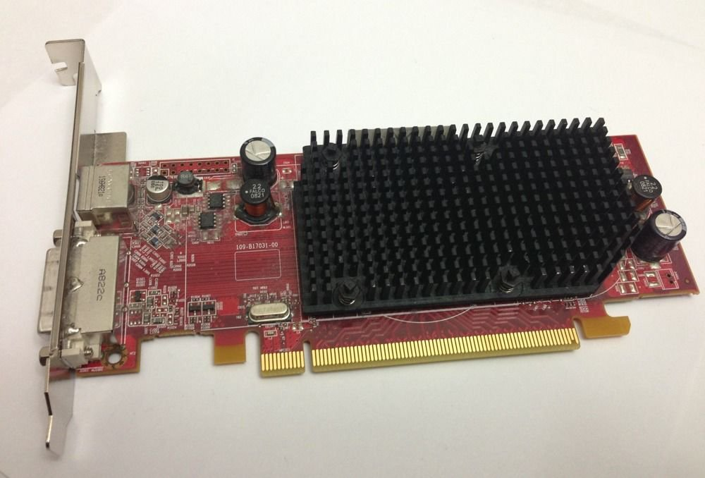 ATI 102-B17002 256MB 2400 PRO PCI-E Video CARD FOR DESKTOP 001