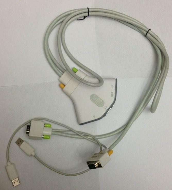 Belkin (F1DF102U) Flip 2-port KVM USB Switch