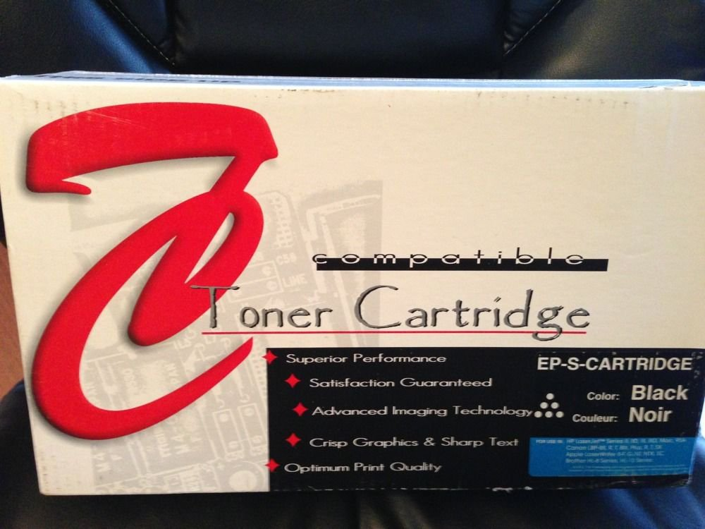 EP-S SX COMPATIBLE TONER CARTRIDGE For HP II, IID