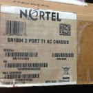 Brand New Nortel Secure Router SR1004 2-Port T1 1004 Wired Router SR2101016E5