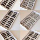 HOT New 10/40/60 Pair Natural OR Thick Fake False Eyelashes Eye Lash Fashion