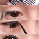 168 Pairs Wide/Narrow Double Eyelid Sticker Tape Technical Eye TapeG-TRANSPARENT